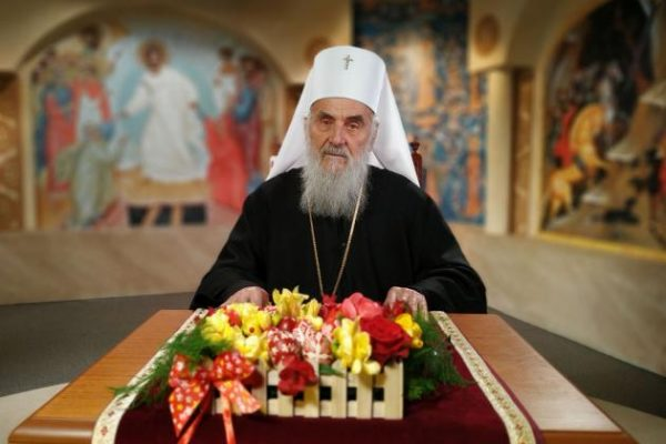 Serbian Patriarch Calls on the Authorities to Stop Terrorizing the Church and the Faithful