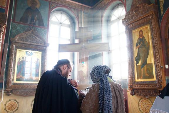 "Patriarch Kirill: ""Confession Can't Be Made A Means of Inquiry or Supervision"""