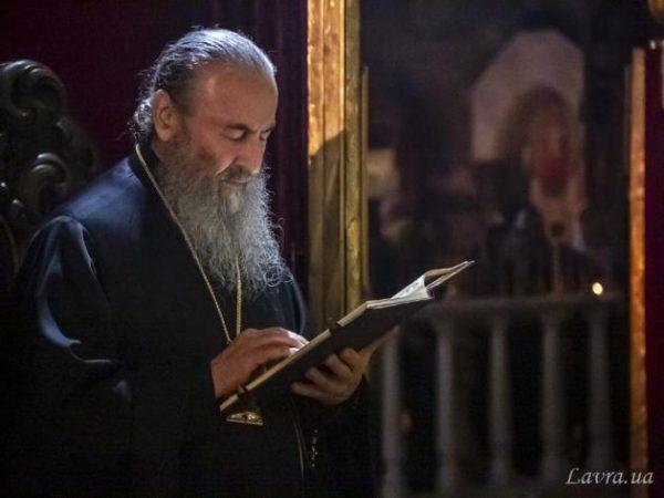 Metropolitan Hilarion: His Beatitude Metropolitan Onuphry Should Be Named Man of the Year