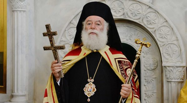 Russian Church Stops Eucharistic Communion with Patriarch Theodoros of Alexandria