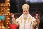 """Patriarch Kirill: """"We Pray and Work So that the Forces of Evil Do Not Destroy the Unity of the Orthodox Churches"""""""
