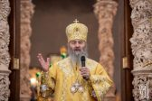 Metropolitan Onuphry: It Is Spiritually Right to Criticize Only Yourself