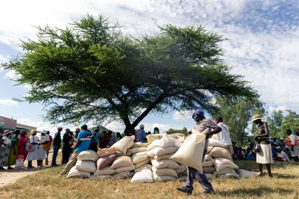 Zimbabwe Only Has Enough Grain Reserves to Last Just Over a Month