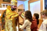 Geneva's Elevation of the Cross Cathedral Hosts a Winter Children's Camp