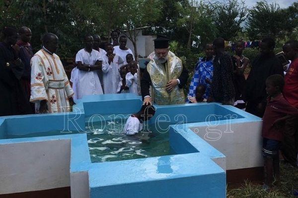 230 Africans, Many Former Muslims, Baptized in Tanzania (+VIDEO)
