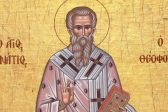 Today the Russian Church Commemorates St. Ignatius the God-bearer of Antioch