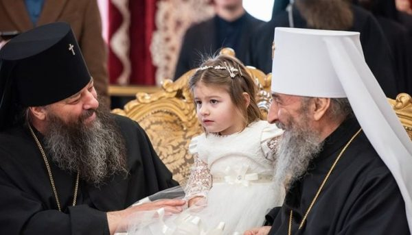 Metropolitan Onuphry Visits Bancheny Monastery and Orphanage