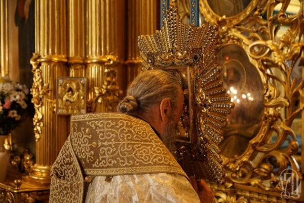 Metropolitan Onuphry: Correctly Established  Priorities Make Life Joyful