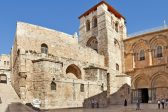 Jerusalem's Most Famous Church Begins Restoration