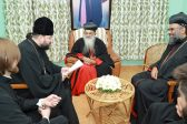 Working Group for Bilateral Relations between ROC and Malankara Church Holds its First SD