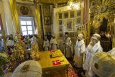 Fr. John (Krestiankin) Prayerfully Commemorated at Pskov Caves Monastery