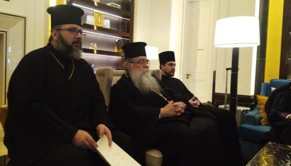 Pan-Orthodox Meeting To Be Held Today