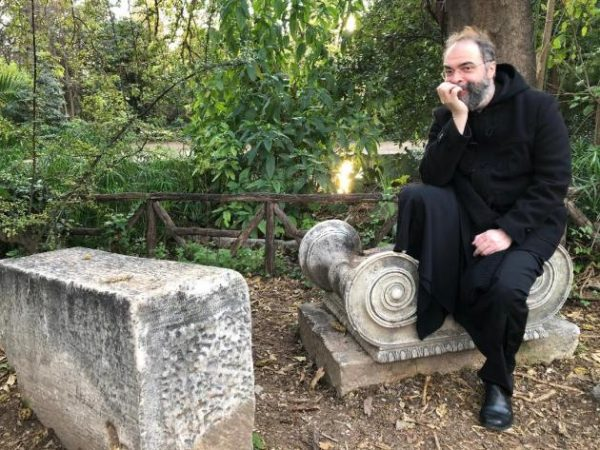 Archimandrite Andrew Konanos on How to Warm Up Your Neighbor
