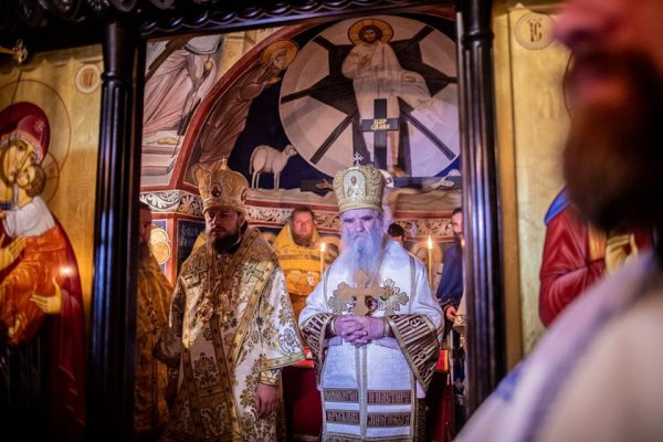Group of Pilgrims of the Ukrainian Church Visit Montenegro, Albania and Serbia