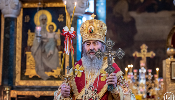 "Metropolitan Onuphry: ""Through Fasting and Praying, We Prepare Ourselves to Do Good"""