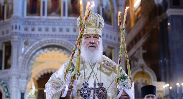 Today is the 11th Anniversary of Patriarch Kirill's Enthronement