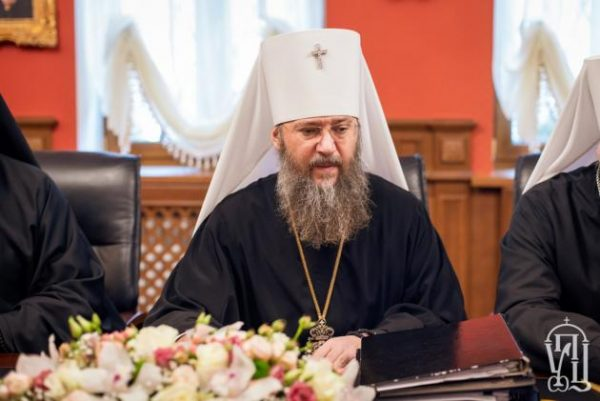 "Metropolitan Anthony: ""Division Among People is Harder to Cure than Any Virus"""