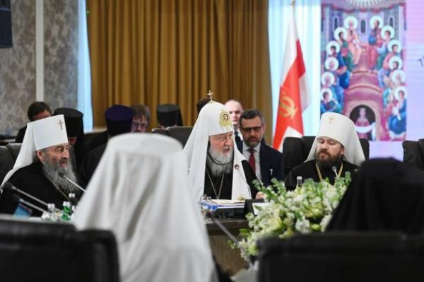 Patriarch Kirill Names Most Acute Problems of Orthodoxy