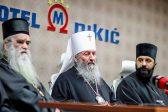 "Metropolitan Onuphry: ""I Expected More Specific Decisions on Ukraine from Amman Meeting"""
