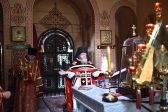 Prayer Service for Epidemic Held by Russian Ecclesiastical Mission in Jerusalem