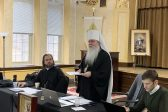Winter Session of the Metropolitan Council of the OCA Held