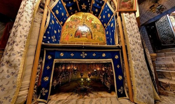 Bethlehem's Church of the Nativity Closes Over Covid-19 Fears
