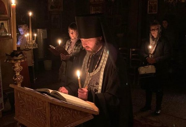 Orthodox Christian Response to Covid-19