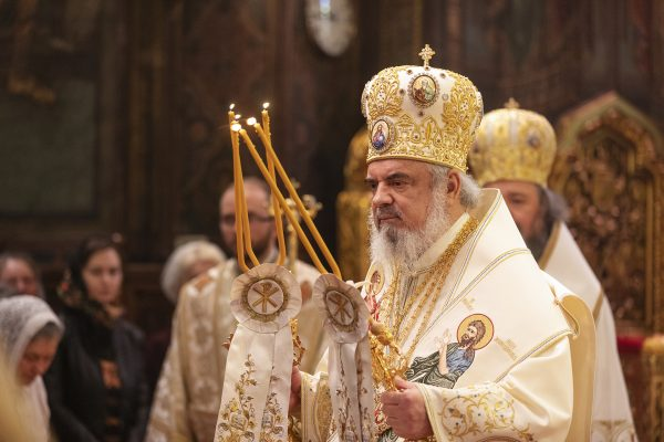 Patriarch Daniel: The Profession of True Faith Opens Heavens