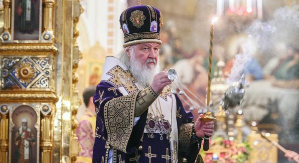 "Patriarch Kirill: ""One Should Remain Human in Trials and Not Forget Those who Need Help"""
