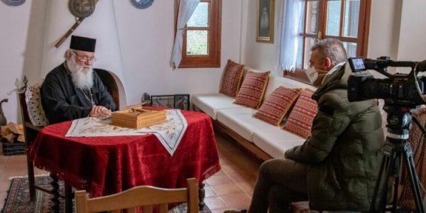 Archbishop of Athens: I Wish Our Faithful Courage
