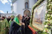 Metropolitan Onuphry Presides over Celebrations of Synaxis of Kiev Pechersk Saints