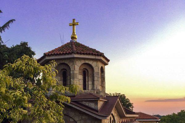 A Retro Church