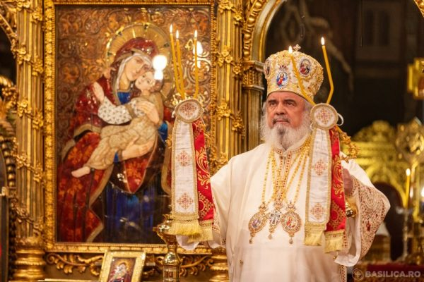 As Orthodox Believers are Deprived of the Eucharist, Patriarch Daniel Indicates Other Ways of Partaking of Christ