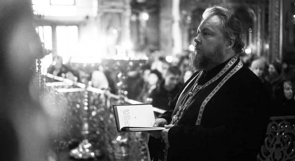 Archpriest Alexander Ageikin Reposes in the Lord