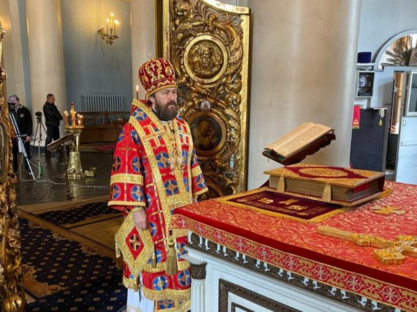 Metropolitan Hilarion: The Lord Calls Each of Us to Compassion and Mercy