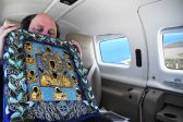 Aerial Procession of the Kursk-Root Icon of the Mother of God Circles the New York Area