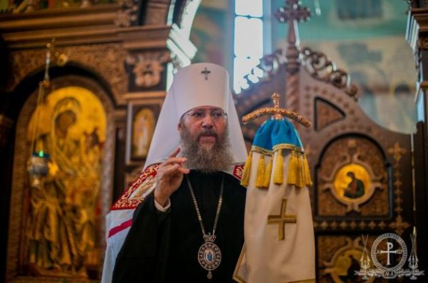 "Metropolitan Anthony (Pakanich): ""No One Needs Us in This World, Except Christ"""