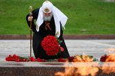 Patriarch Kirill Encourages People to Learn to Love Their Neighbor from War Heroes
