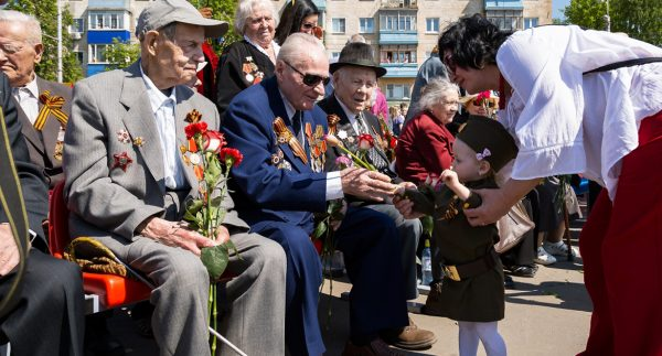 Today Russia Celebrates 75th Anniversary of Victory in Great Patriotic War