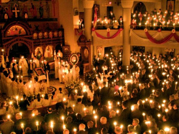 Belated Paschal Saturday Liturgy to Be Held in Churches across Greece
