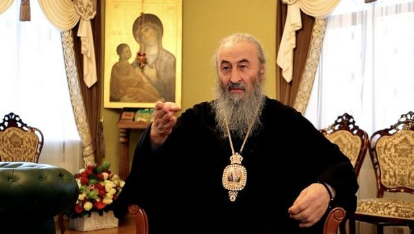 Metropolitan Onuphry Talks about True Patriotism and Nationalism