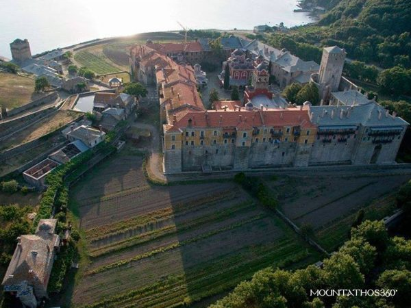Virtual Tour of the Monasteries on Mount Athos Available Online