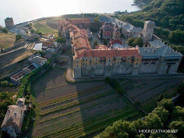 Virtual Tour of the Monasteries on Mount Athos Available Online