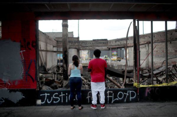 Minneapolis Seeks over $55 Million in Aid to Restore City Ravaged by Riots