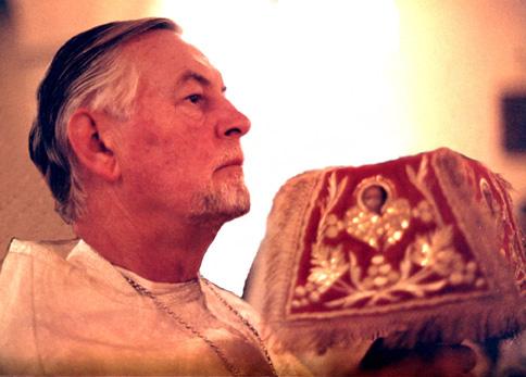 Reminiscences of Fr. Alexander Schmemann
