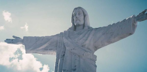 Activist Says Statues of Jesus Christ Are a 'Gross Form of White Supremacy,' Should Be Torn Down
