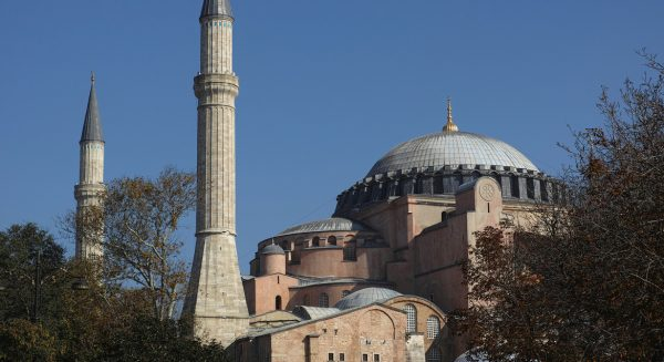 "Metropolitan Hilarion: ""Changing the Status of Hagia Sophia May Damage the Inter-Religious Balance in Turkey"""
