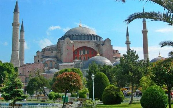 The United States Call on Turkey to Respect the Multireligious History of Hagia Sophia