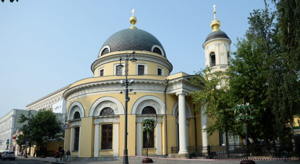 Moscow Churches to Reopen for Parishioners on June 6