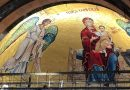 Romania's Most Significant Mosaic Icon of the Mother of God Emerged in the National Cathedral in Bucharest